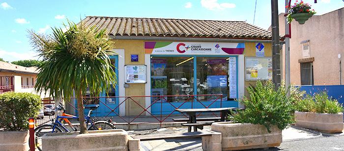 Office de tourisme Trèbes 2017