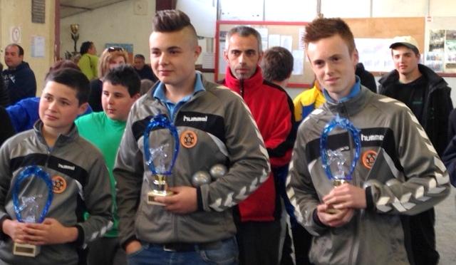 petanque-champion-jeune-triplette-mai2014