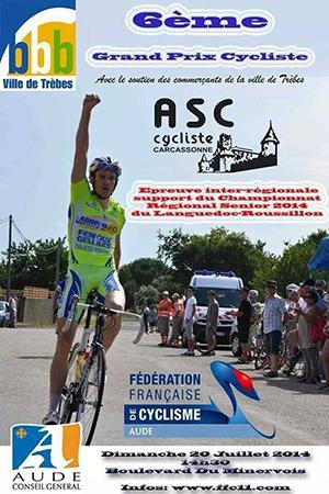 course cycliste 2014 trèbes