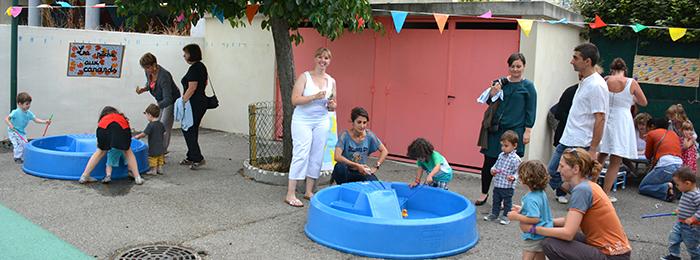 creche-trèbes-fete-été-juillet2014