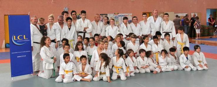judo automne Pavia 2014