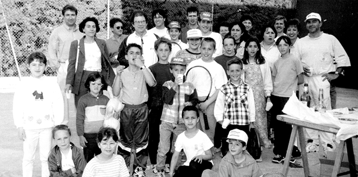 tennis années 90