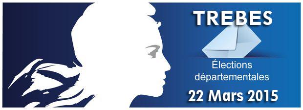 elections départementales trèbes 2015 1er tour