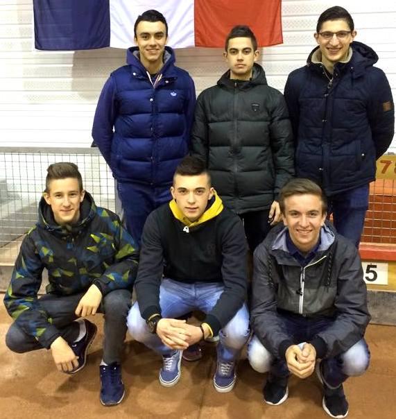 jeu lyonnais jeunes demi finales mars2015
