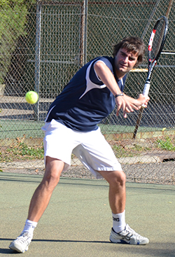 tennis- ludo