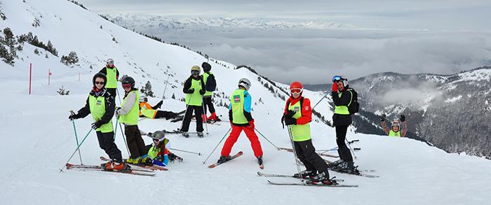 college ski2015