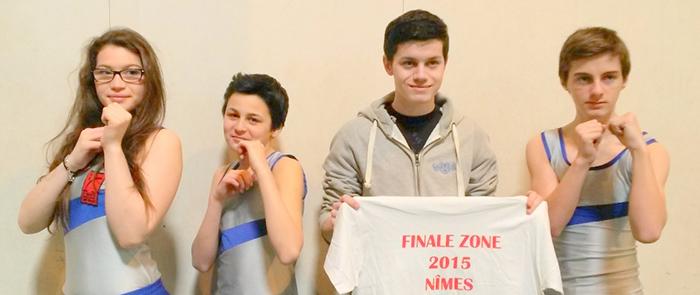 savate Nîmes Finales ZONE - 4 avril  2015