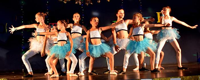 danse et Lumière Trèbes 2