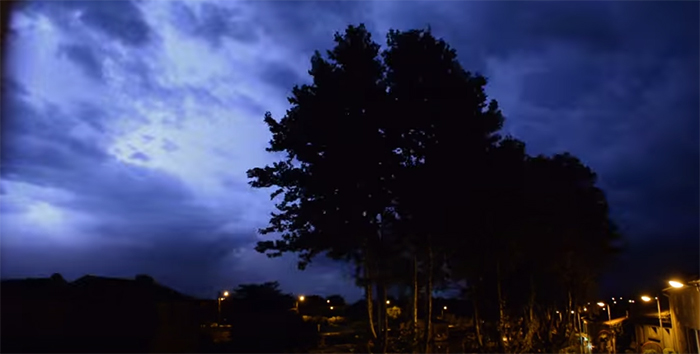 orage 31aout2015 Trèbes
