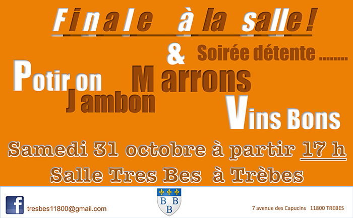 tresbes annonce oct2015