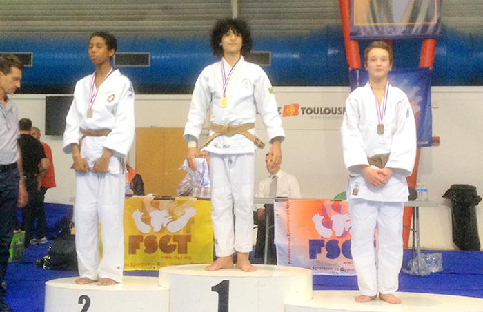Judo mars champion