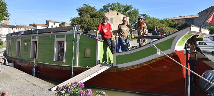 barque de poste 2016