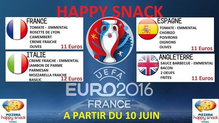 happy snack euro2016