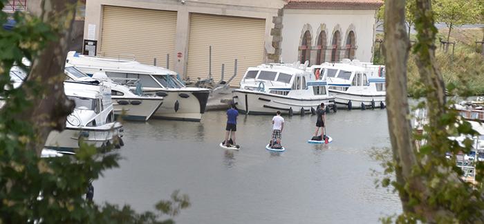 port paddle