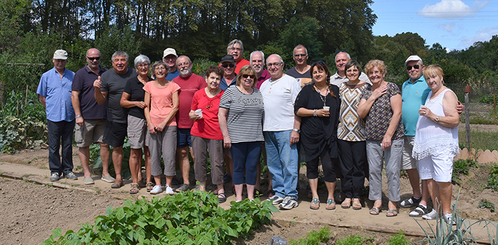 jardiniers d ela Pépinière