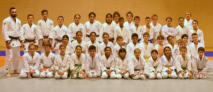 judo budo 11 jeunes