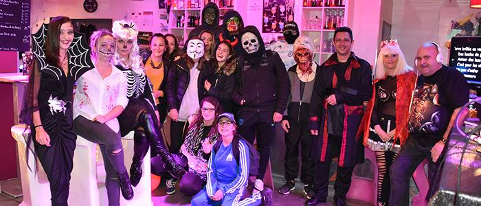 Halloween au Pasteur