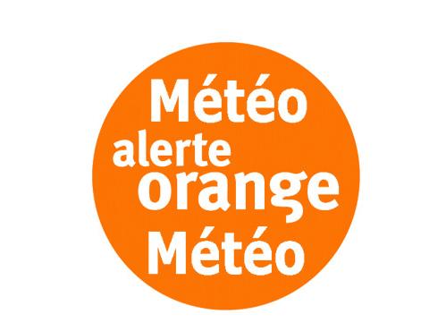 alerte orange météo