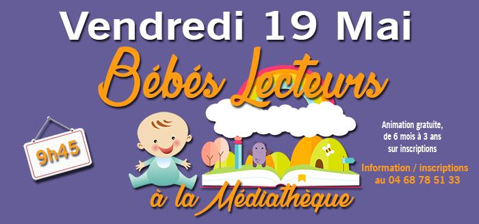 biblio bébé lecteurs mai 2017