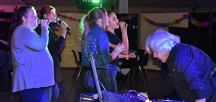music show karaoké