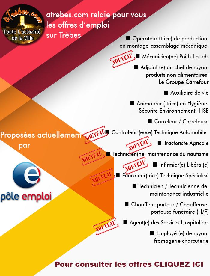 offres d'emploi hebdo3