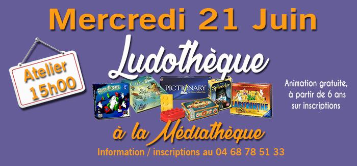 biblio ludothèque juin2017