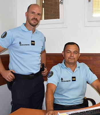 gendarmerie trèbes