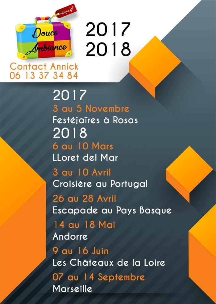 accueil voyages 2018