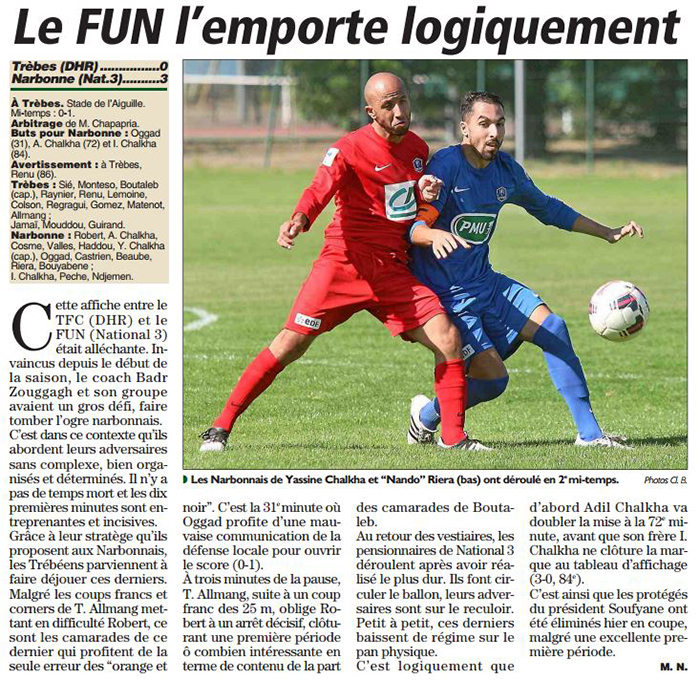 foot tfc  coupe de france sept2017