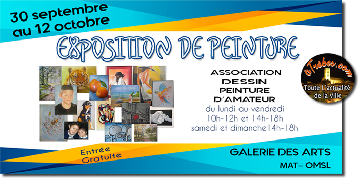 peintres Trèbes expos 2017 FB