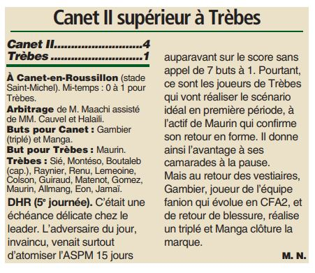 foot tfc-canet