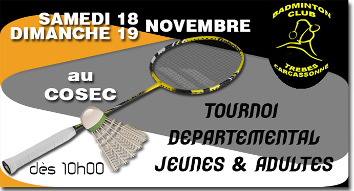 badminton 18 19 nov2