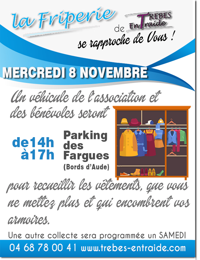 friperie parking