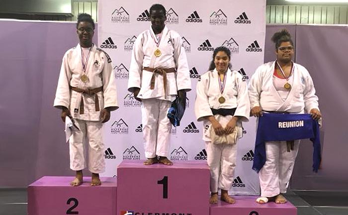 judo dounia nacer