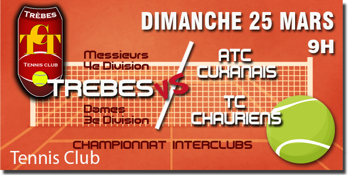 Tennis 25 mars2018