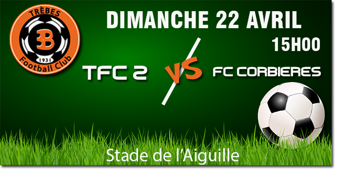 Foot TFC2 annonce 22 AVRIL