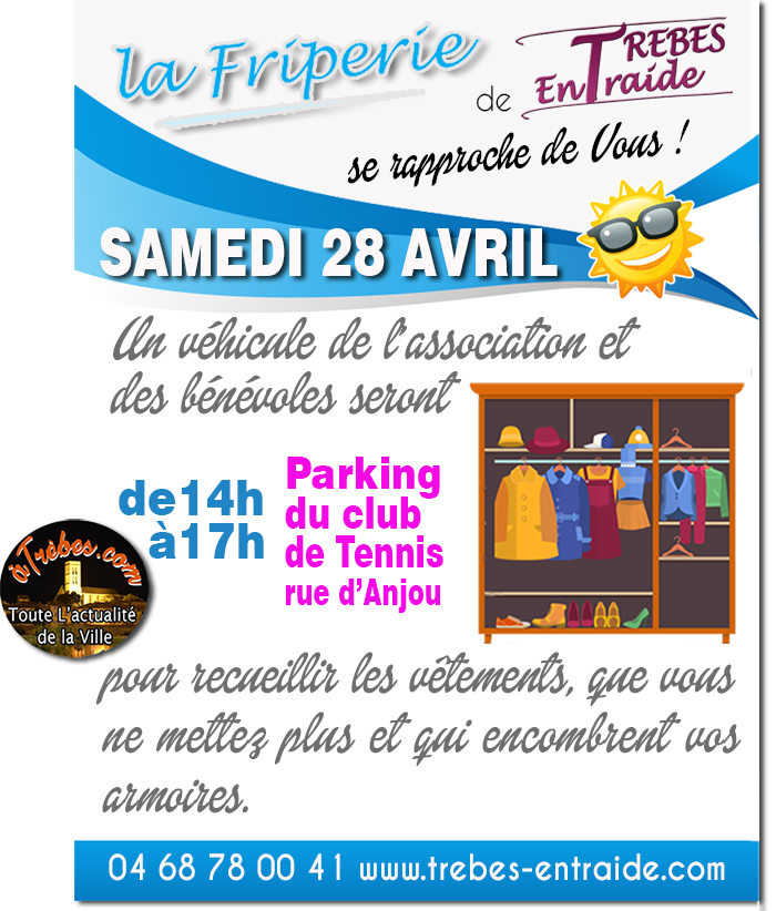 friperie parking tennis avril2018