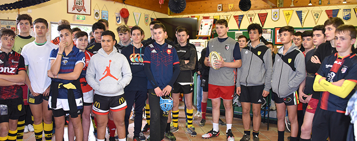 rugby juniors Trèbes RBC