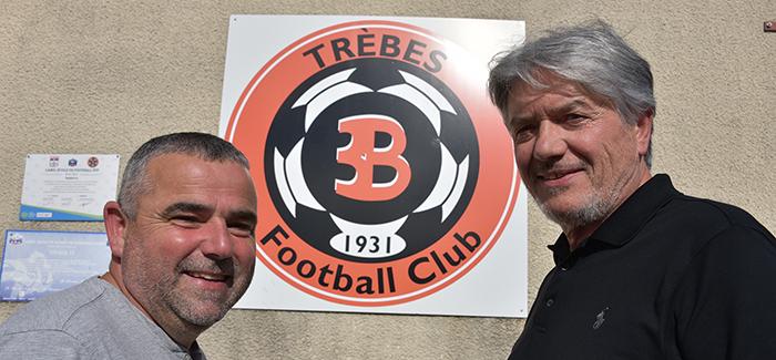 TFC foot présidents Trèbes