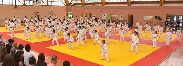 judo trèbes