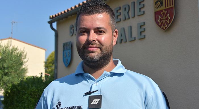 gendarmerie Soriano Trèbes
