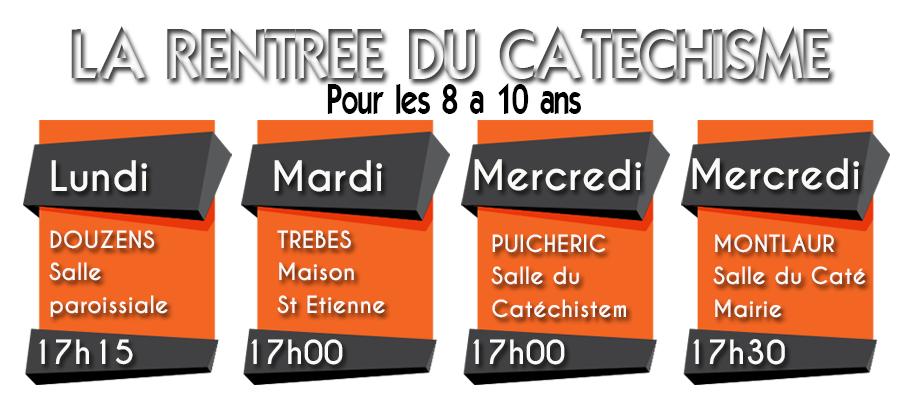 paroisse CATE SEPT2018