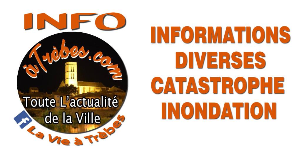 info inondation