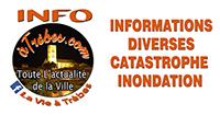 info inondation pt