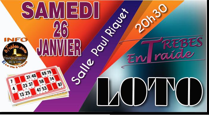trèbes entraide -loto janvier 2019 site