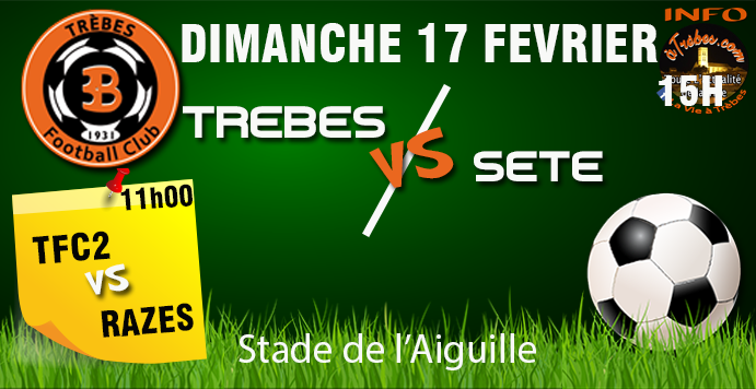 Foot TFC annonce 17fev2019