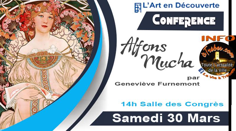art-en-découverte conférence mars 2019