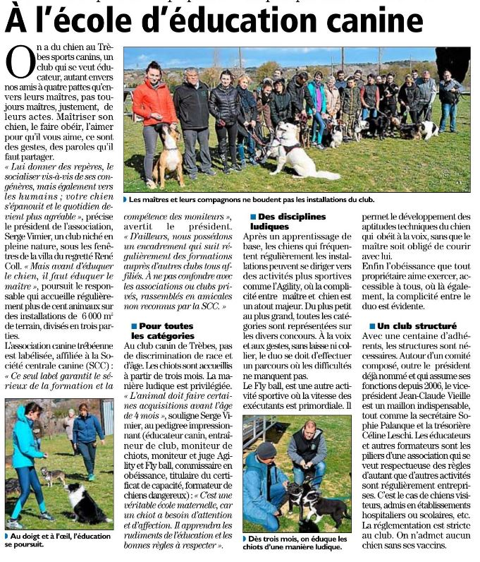 club canin mars2019 indep