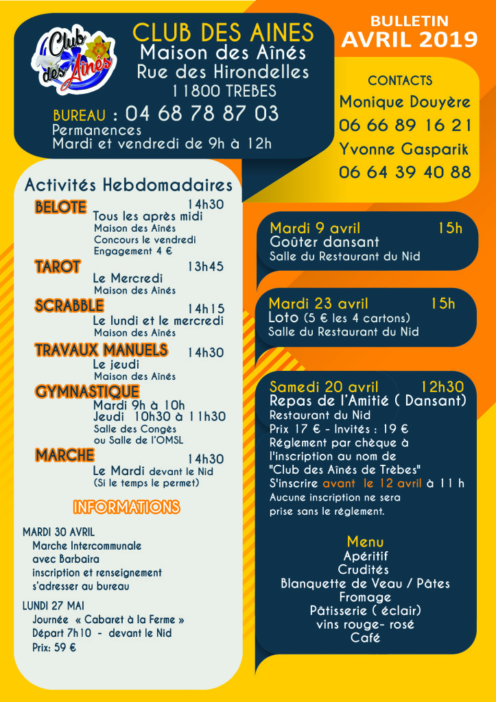 bulletin avril 2019 couleur
