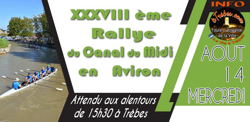 aviron rallye2019